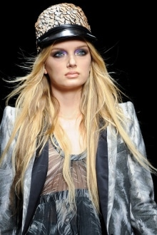 Roberto_Cavalli Hairstyles for women 2012
