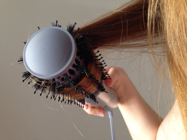 John Frieda Hot Hair Brush