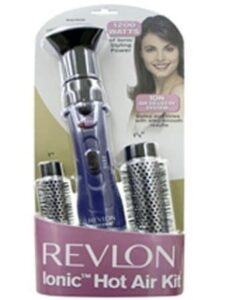 Revlon RV440C 1200-Watt Ionic Hot Air Dryer and Styler 1
