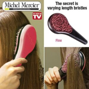 Best brushes for fine hair