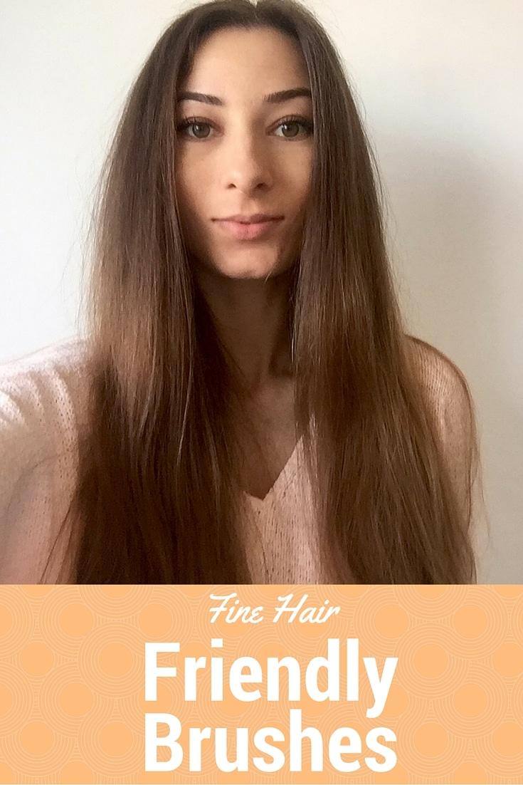 Best Brushes for Fine Hair