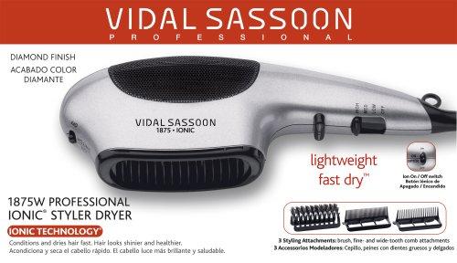 Vidal Sassoon Professional Ionic Styler Dryer