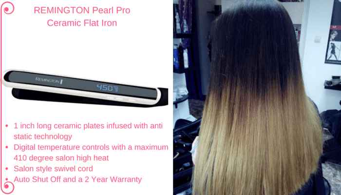Remington Ceramic Flat Iron (2)