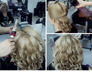 Styling for Best Curling Wand Results