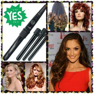 Cortex curling iron
