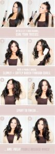How to get your hair curly
