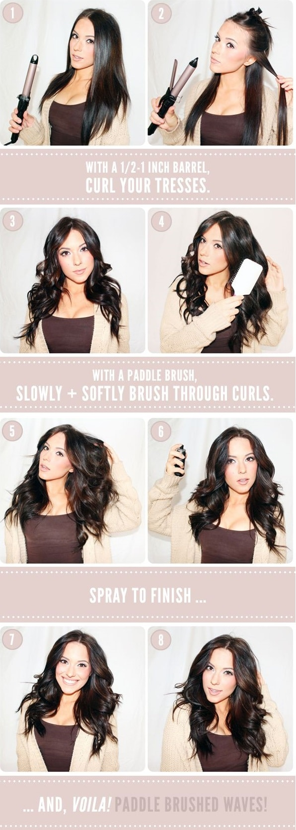 How To Get Your Hair Curly In Under 10 Minutes