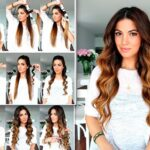 Best Curled Hair Styles in Under 10 Minutes