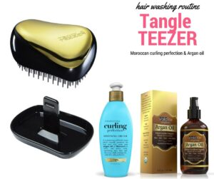 Tangle Teezer Moroccan Curling Perfection & Argan Oil