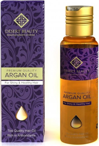 Premium Argan Oil for Hair Treatment