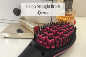 My Simply Straight Brush Review: The New Hair Straightening Gadget