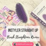 InStyler Straight Up Ceramic Hair Straightening Brush Review