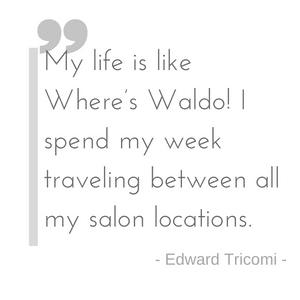 Quote Edward Tricomi