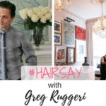 Greg Ruggeri of Salon Ruggeri NYC