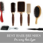 9 Best Hair Brush Models For Every Hair Type