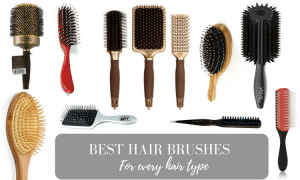 9 Best Hair Brush Models For Every Hair Type