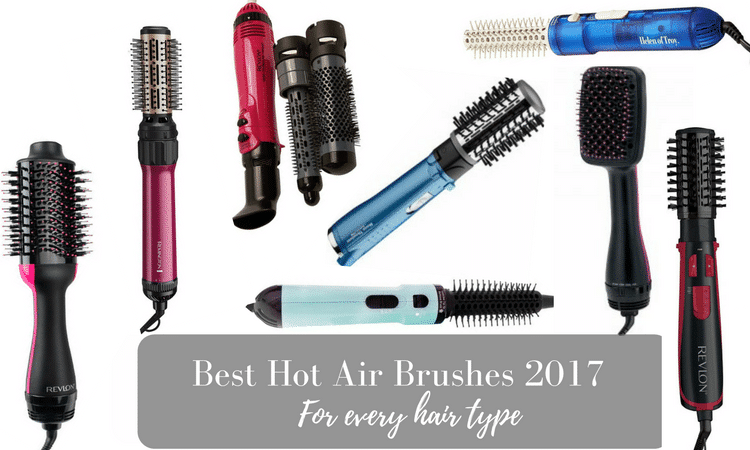 Best hot air brush models for every hair type