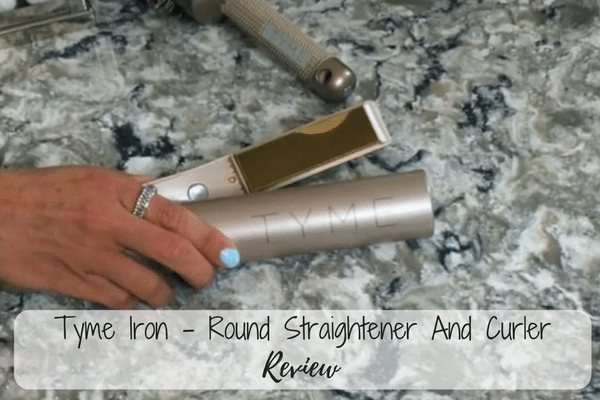 Tyme Iron Review The Innovative Round Straightener And