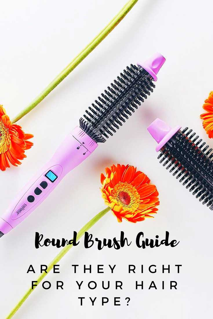 Guide To The Best Round Hair Brush Models Hot Air Brush Reviews