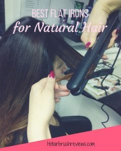 Hair Straightener for Natural Hair