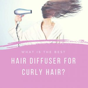 Blow Dryer Diffuser for Curly Hair