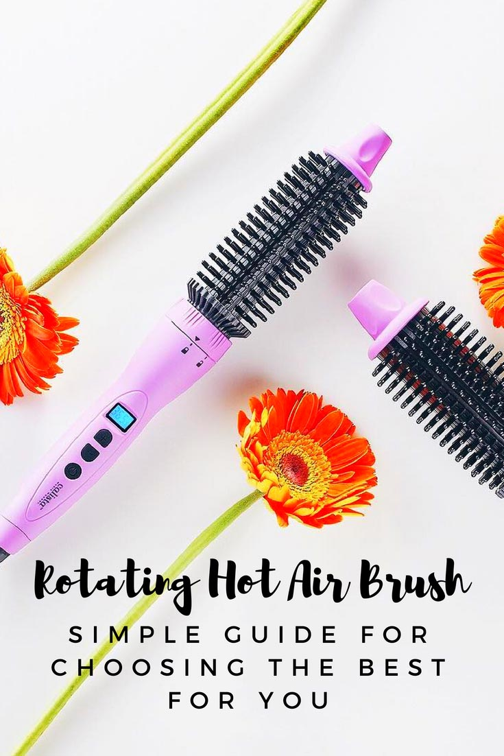 Guide to Choosing the Best Rotating Hot Air Brush #hairtutorials #hair #haircare #guide #hairtips #hairtrend #hairaccessories #hairenvy #hairhowto #hairideas #hairproducts #hairtalk #hairspiration #hairstyle #hairproblem